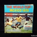 Cine: THE WORLD CUP - MEXICO 1970 ITALY-BRAZIL. COLUMBIA PICTURES 8 MM., BLANCO Y NEGRO. MUDA. Lote 71751611