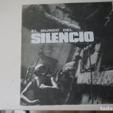 Cine: PELÍCULA 8MM EL MUNDO DEL SILENCIO VOL.2. Lote 75267511