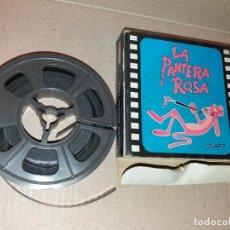 Cine: LA PANTERA ROSA - BIANCHI - PELICULA 8MM - LA PANTERA ROSA ESTRENA PISO. Lote 80853907