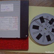 Cine: 8 MM.: MONASTERIO DE LA RÁBIDA Y SEVILLA (1972) GRABACIÓN CASERA. ¡ORIGINAL! ¡COLECCIONISTA!. Lote 82558604