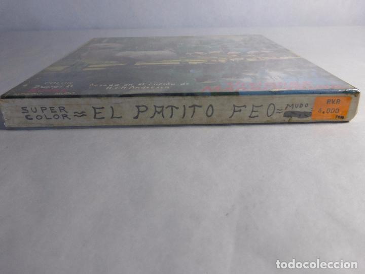 Cine: PELICULA COLOR SUPER 8 MUDO. EL PATITO FEO.. VISIONES MARBISCOLOR. BLISTER ORIGINAL. NUEVO - Foto 3 - 94061800