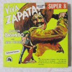 Cine: VIVA ZAPATA¡ MARLON BRANDO & JEAN PETERS SUPER 8. Lote 116792851