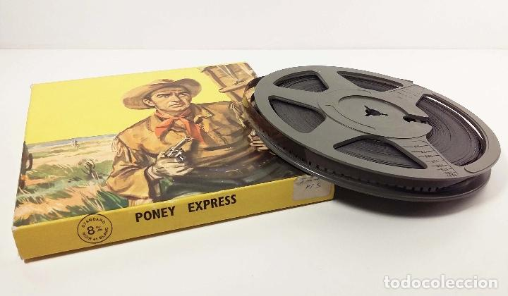 Cine: PONEY EXPRESS - PELÍCULA 8MM - MADE IN FRANCE - Foto 1 - 99955267