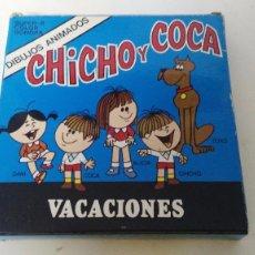 Cine: ANTIGUA PELICULA SUPER 8 CHICHO Y COCA Nº 4. Lote 103472487