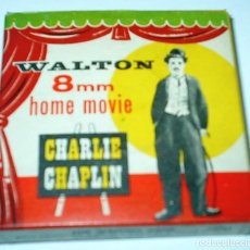 Cine: CHARLIE CHAPLIN, THE WAITING GAME- 8 MM- HOME VIDEO WALTON FILMS. Lote 104506579