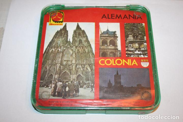 COLONIA *** CIUDAD DE ALEMANIA *** ANTIGUA PELICULA 8 MM (DOCUMENTAL TURISMO) (Cine - Películas - 8 mm)