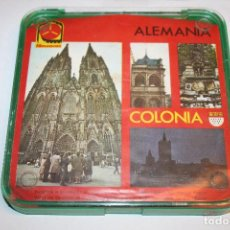 Cine: COLONIA *** CIUDAD DE ALEMANIA *** ANTIGUA PELICULA 8 MM (DOCUMENTAL TURISMO). Lote 105595587