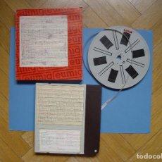 Cine: PELÍCULA 8 MM.: GRANADA (1970) GRABACIÓN CASERA ¡ORIGINAL! ¡COLECCIONISTA!. Lote 108134863
