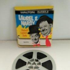 Cine: PELICULA CINE 8 MM LAUREL & HARDY . Lote 114827155