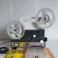 Cine: REPRODUCTOR SUPER 8MM BIANCHI.. Lote 117518919