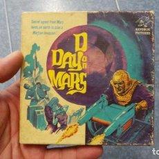 Cine: D-DAY ON MARS- SERIE DE TELEVISIÓN CORTOMETRAJE - 8 MM RETRO VINTAGE FILM, CULT MOVIE. Lote 118136183