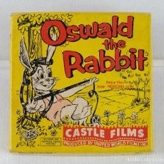 Cine: PELÍCULA 8 MM OSWALD THE RABBIT CASTLE FILMS AÑOS 60. Lote 118617659