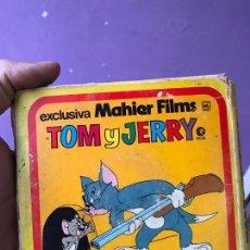 Cine: PELICULA DE TOM Y JERRY EN SUPER 8 - EL PRIMO DE JERRY - COMPLETA Y EN BUEN ESTADO. Lote 119759983