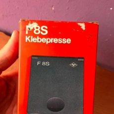 Cine: EMPALMADORA SUPER 8 AGFA KLEBEPRESSE - F 8S. Lote 119767275