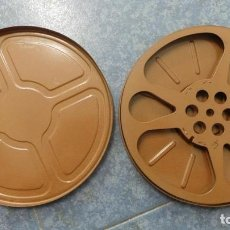 Cine: ANTIGUA BOBINA Y CAJA RETRO-VINTAGE GOLDBERG BROS. ORIGINAL -8MM # 13. Lote 143012842