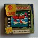 Cine: PELÍCULA THE FLINTSTONES FRED'S FLYING LESSON LOS PICAPIEDRAS SUPER 8 MM SCREEN GEMS HOME MOVIE. Lote 128616482
