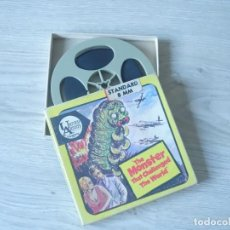 Cine: THE MONSTER THAT CHALLENGED THE WORLD (UNITED ARTIST) 8MM RARA. Lote 131498742
