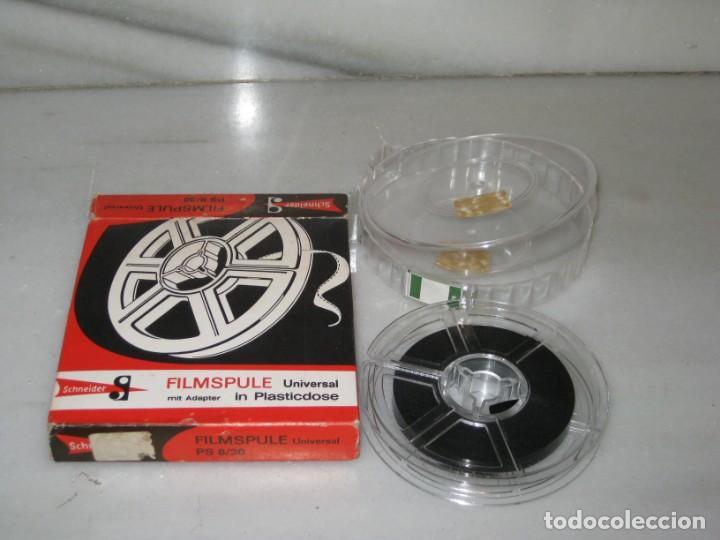 CINTA ANTIGUA SIN USAR, PRECINTADA. PS 8/30 (Cine - Películas - 8 mm)