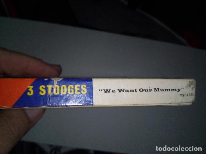 Cine: -THE 3 STOOGES-WE WANT OUR MUMMY-8mm-SILENT EDITION- - Foto 9 - 132918070