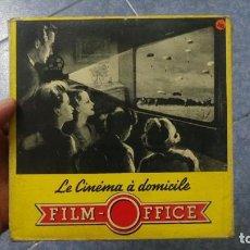 Cine: BALI ILE ECHANTÉE-9,5 MM, BLANCO Y NEGRO-RETRO-VINTAGE FILM - Nº 105. Lote 137868830