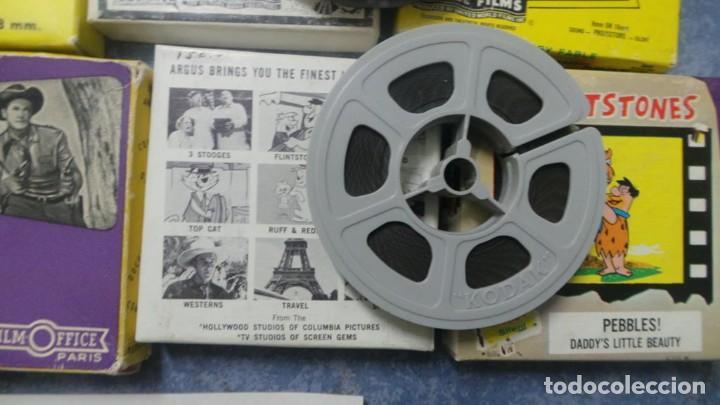 Cine: 4 PELÍCULAS-8 MM OLD HOME MOVIES RETRO-VINTAGE FILM LOTE # 8 - Foto 14 - 138794930