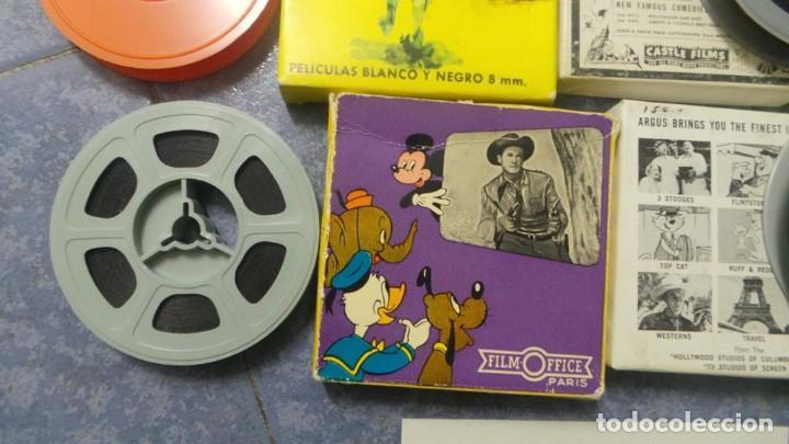 Cine: 4 PELÍCULAS-8 MM OLD HOME MOVIES RETRO-VINTAGE FILM LOTE # 8 - Foto 15 - 138794930