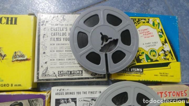 Cine: 4 PELÍCULAS-8 MM OLD HOME MOVIES RETRO-VINTAGE FILM LOTE # 8 - Foto 18 - 138794930