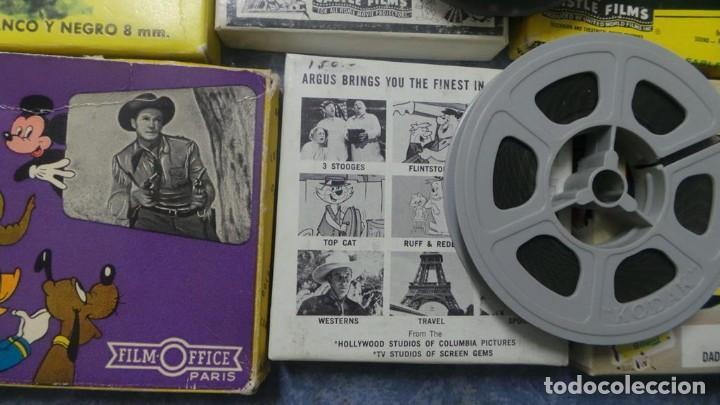 Cine: 4 PELÍCULAS-8 MM OLD HOME MOVIES RETRO-VINTAGE FILM LOTE # 8 - Foto 20 - 138794930