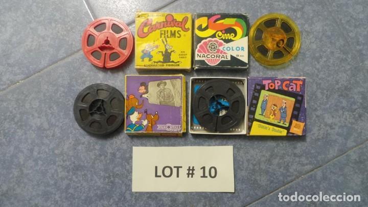 Cine: 4 PELÍCULAS-8 MM OLD HOME MOVIES RETRO-VINTAGE FILM LOTE # 10 - Foto 6 - 138795514