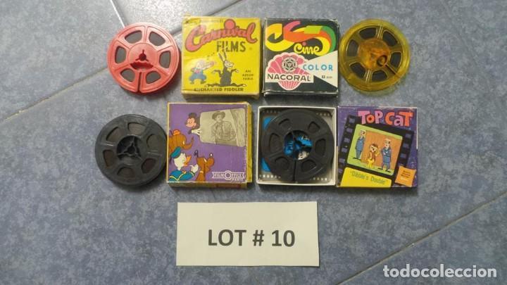 Cine: 4 PELÍCULAS-8 MM OLD HOME MOVIES RETRO-VINTAGE FILM LOTE # 10 - Foto 7 - 138795514