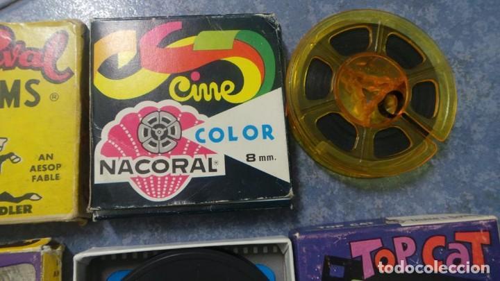 Cine: 4 PELÍCULAS-8 MM OLD HOME MOVIES RETRO-VINTAGE FILM LOTE # 10 - Foto 11 - 138795514