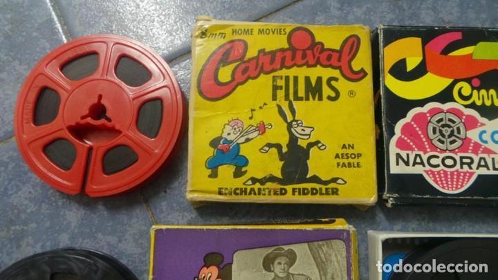 Cine: 4 PELÍCULAS-8 MM OLD HOME MOVIES RETRO-VINTAGE FILM LOTE # 10 - Foto 12 - 138795514