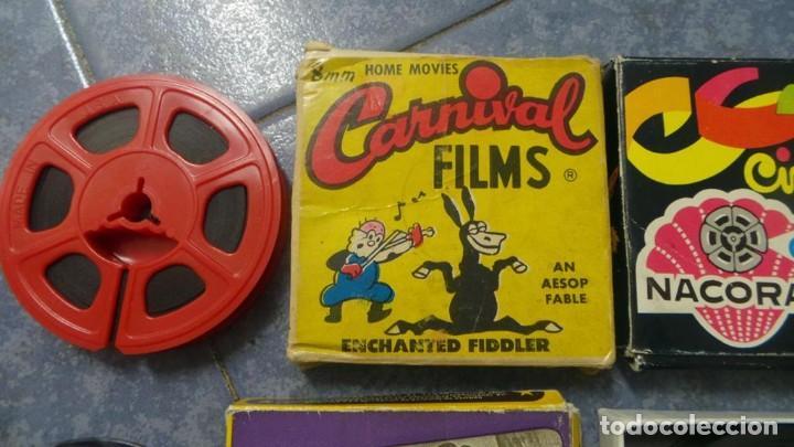 Cine: 4 PELÍCULAS-8 MM OLD HOME MOVIES RETRO-VINTAGE FILM LOTE # 10 - Foto 13 - 138795514