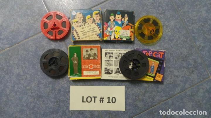 Cine: 4 PELÍCULAS-8 MM OLD HOME MOVIES RETRO-VINTAGE FILM LOTE # 10 - Foto 16 - 138795514