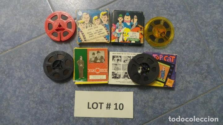 Cine: 4 PELÍCULAS-8 MM OLD HOME MOVIES RETRO-VINTAGE FILM LOTE # 10 - Foto 17 - 138795514