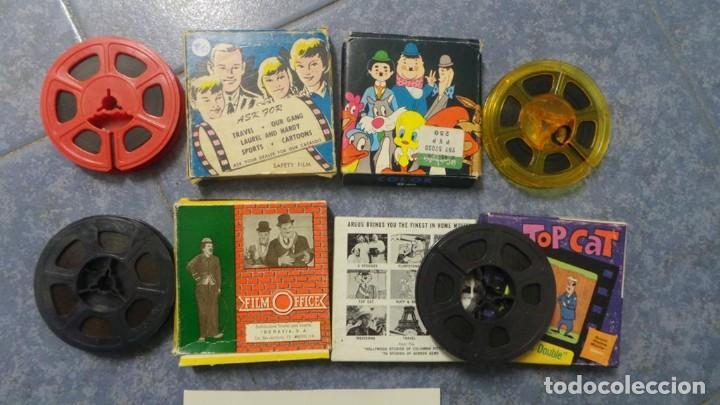 Cine: 4 PELÍCULAS-8 MM OLD HOME MOVIES RETRO-VINTAGE FILM LOTE # 10 - Foto 19 - 138795514