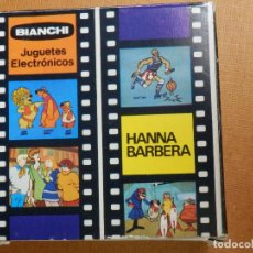 Cine: PELÍCULA - 8 MILÍMETROS - MM. - HANNA BARBERA - CONTRA LOS TIBURONES - COLOR - BIANCHI. Lote 138959754
