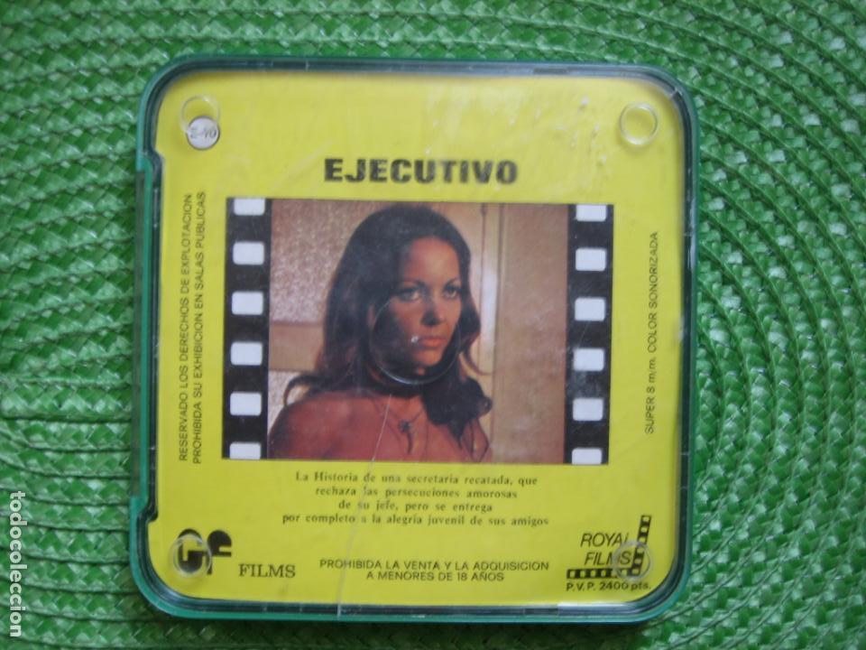 Cine: Lote películas heroticas de 8 mm. Para adultos - Foto 2 - 142281130