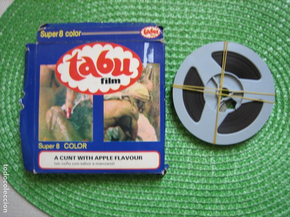 Cine: Lote películas heroticas de 8 mm. Para adultos - Foto 12 - 142281130