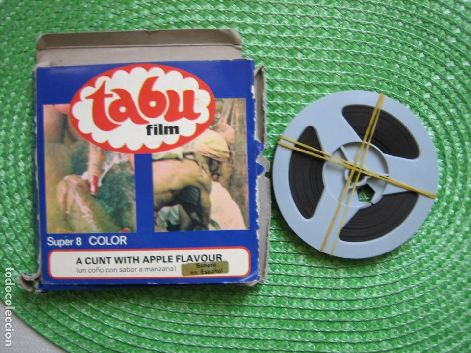 Cine: Lote películas heroticas de 8 mm. Para adultos - Foto 13 - 142281130