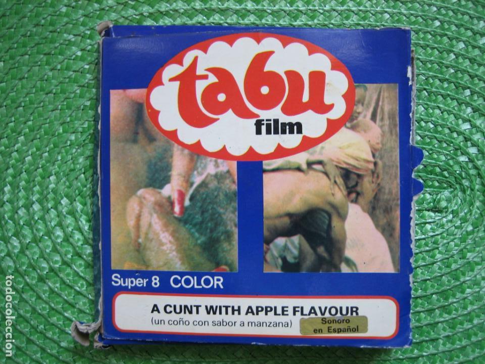 Cine: Lote películas heroticas de 8 mm. Para adultos - Foto 14 - 142281130