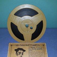 Cine: BUSTER KEATON FILM SUPER 8 IL GENERALE AÑO 1926 EDICION ORIGINAL VER FOTOS Y DESCRIPCION. Lote 143738234