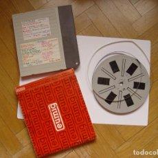 Cine: 8 MM.: GIJÓN (ASTURIAS) (1970-73) GRABACIÓN CASERA. ¡ORIGINAL! ¡COLECCIONISTA!. Lote 148346450