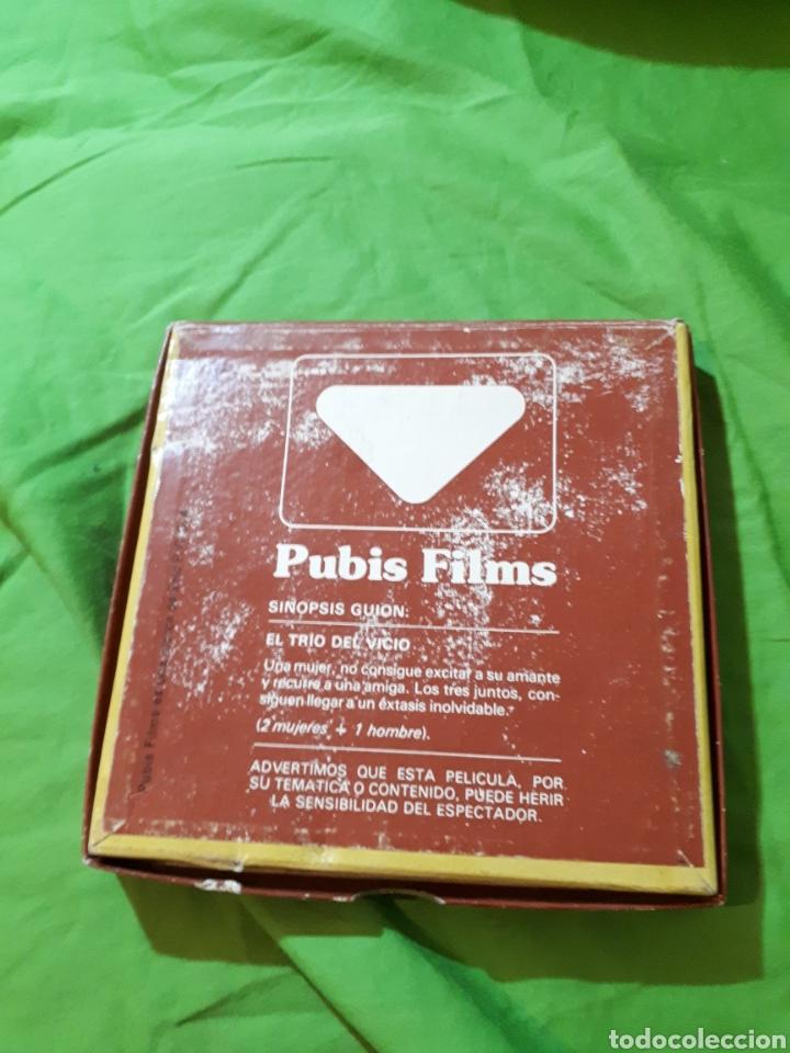 Cine: CINE PARA ADULTOS PUBIS FILMS EL TRIO DEL VICIO REF. 504 SONORA - Foto 4 - 152576469
