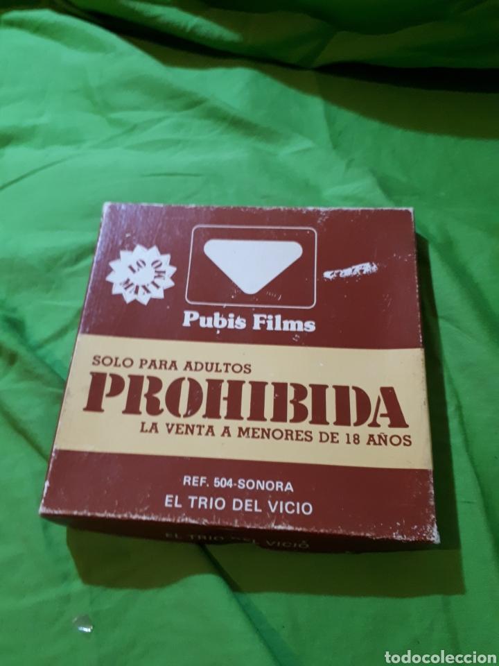 Cine: CINE PARA ADULTOS PUBIS FILMS EL TRIO DEL VICIO REF. 504 SONORA - Foto 5 - 152576469
