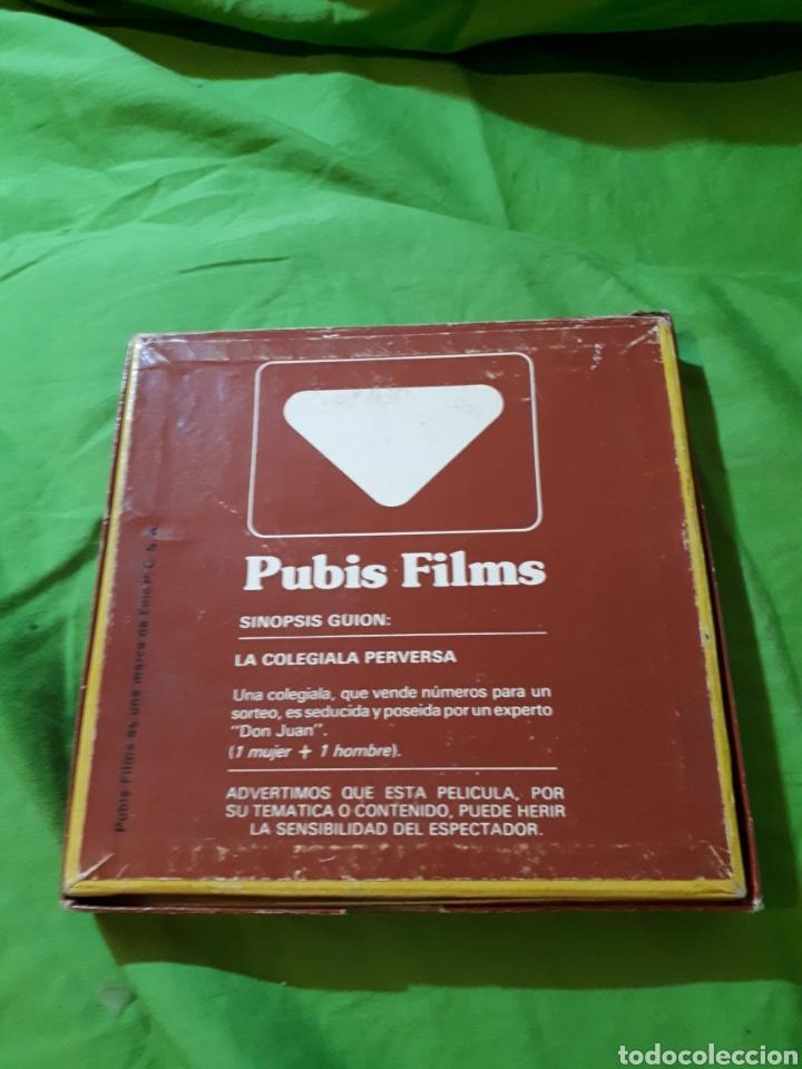 Cine: CINE PARA ADULTOS PUBIS FILMS LA COLEGIALA PERVERSA REF. 501 SONORA - Foto 2 - 152576697