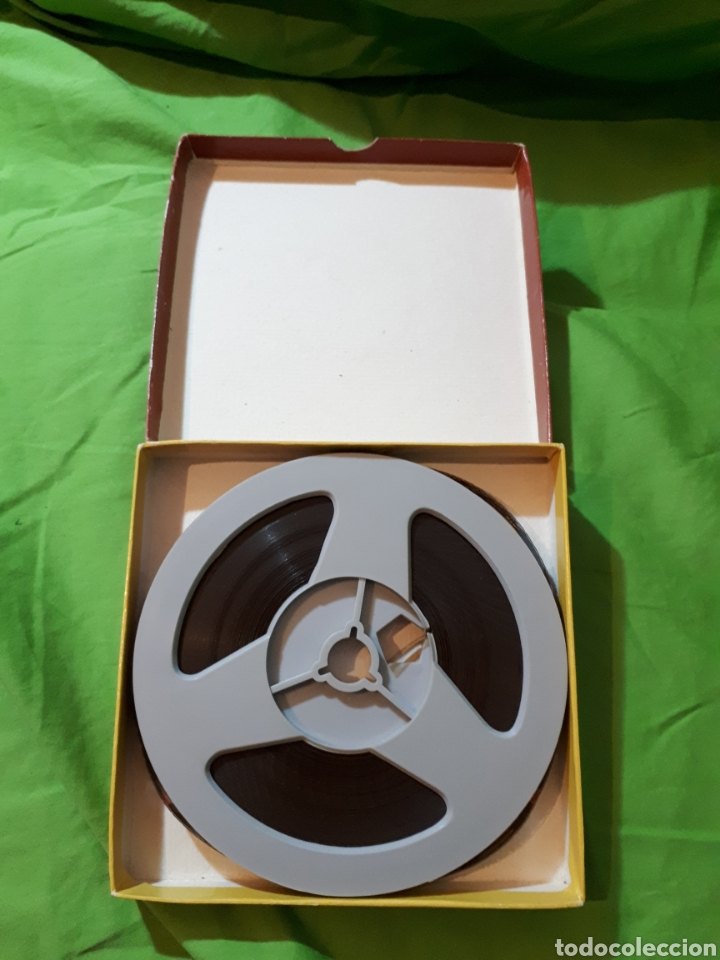 Cine: CINE PARA ADULTOS PUBIS FILMS 8 MM NOCHE DE SEXO REF. 503 SONORA - Foto 2 - 152577084