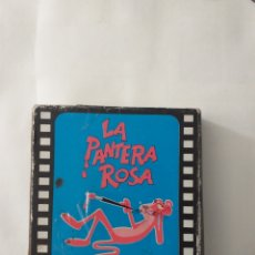 Cine: BIANCHI LA PANTERA ROSA Y SUS PILDORAS CAJA SIN ABRIR AÑOS 70. Lote 153529605