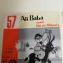 Cine: PELICULA 8 MM ALI BABA AND THE 40 THIEVES.. Lote 154191422