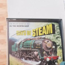 Cine: DAYS OF STEAM - IN THE NORTH EAST SUPER 8V. Lote 155920650